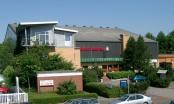Der Spielort - Sport-Center Borkstrasse